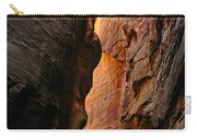 Wallstreet - The Narrows In Zion National Park. Carry-all Pouch