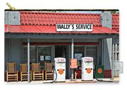 Wally's Service Station Mayberry Nc Carry-all Pouch