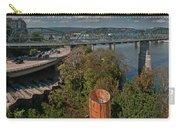 Walnut Street Bridge Chattanooga Carry-all Pouch