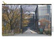 Walnut Street Bridge Looking At Harrisburg Carry-all Pouch