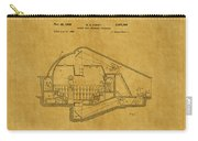 Walt Disney Patent 5 Carry-all Pouch