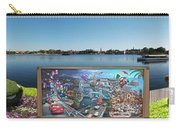 Walt Disney World Cars 2 Digital Art Composite 02 Carry-all Pouch