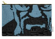 Walter White Heisenberg Breaking Bad Carry-all Pouch