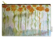 Waltz Of The Flowers Carry-all Pouch