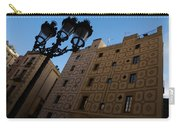 Wandering Around The Streets Of Barcelona Spain Carry-all Pouch