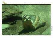 Wandering Badger Carry-all Pouch