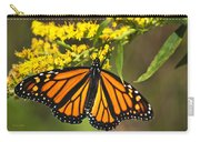 Wandering Migrant Butterfly Carry-all Pouch
