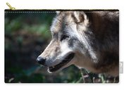 Wandering Wolf Carry-all Pouch
