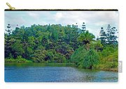 Waoleke Pond Forest Carry-all Pouch