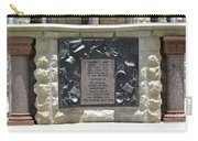 War Memorial  Carry-all Pouch