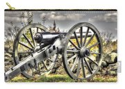 War Thunder - The Letcher Artillery Brander's Battery West Confederate Ave Gettysburg Carry-all Pouch