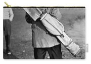 War Time On The Golf Course Carry-all Pouch