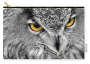 Watching You Owl Carry-all Pouch