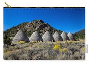 Wards Charcoal Ovens Carry-all Pouch by Robert Bales