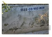 Warhead Compartment Carry-all Pouch