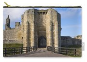 Warkworth Castle Gate House Carry-all Pouch