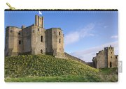 Warkworth Castle In Spring Carry-all Pouch
