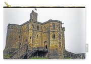 Warkworth In The Fog Carry-all Pouch