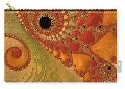 Warm And Earthy Carry-all Pouch