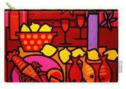 Warm Still Life At Window Carry-all Pouch