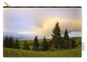 Warm The Soul Carry-all Pouch by Chad Dutson