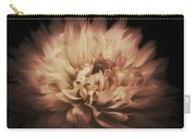 Warmth Of A Dahlia Carry-all Pouch