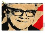 Warren Buffett Carry-all Pouch