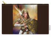 Warrior Bride Of Christ Carry-all Pouch