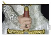 Warrior Bride Of Christ Carry-all Pouch by Constance Woods