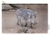 Wart Hog Carry-all Pouch