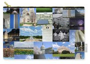 Washington D. C. Collage 2 Carry-all Pouch