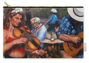 Washboard Lissa On Fiddle Carry-all Pouch