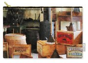Washboards And Soap Carry-all Pouch by Susan Savad