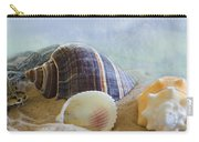 Washed Ashore Carry-all Pouch by Betty LaRue