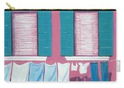 Washing Day Burano Venice Carry-all Pouch