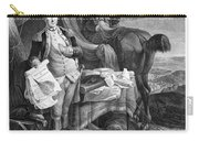 Washington At Yorktown Carry-all Pouch