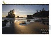 Washington Beach Sunstar Dusk Carry-all Pouch
