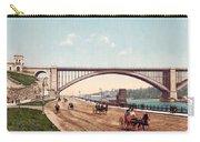 Washington Bridge 1901 Carry-all Pouch