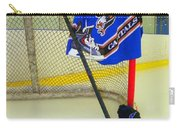 Washington Capitals Blue Away Hockey Jersey Carry-all Pouch