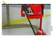 Washington Capitals Nicklas Backstrom Home Hockey Jersey Carry-all Pouch