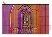 Washington Cathedral Light Show Carry-all Pouch