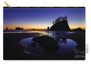 Washington Coast Sunset Pool Of Radiance Carry-all Pouch