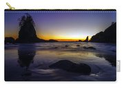 Washington Coast Tides Retreat Carry-all Pouch