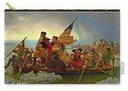 Washington Crossing The Delaware Emanuel Leutze 1851 Carry-all Pouch