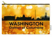 Washington Dc 3 Carry-all Pouch