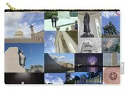 Washington D. C. Collage 3 Carry-all Pouch