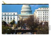 Washington D.c. - Elevated View Carry-all Pouch