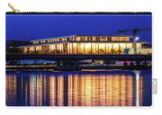 Washington D.c. -kennedy Center Carry-all Pouch