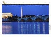 Washington D.c. - Memorial Bridge Carry-all Pouch
