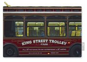 Washington Dc Trolley Carry-all Pouch